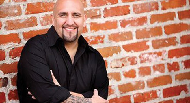 Namesake radio-show host Mikey Esparza fired amidst flurry of speculation as to why.