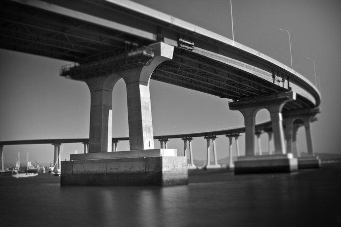 Coronado bridge.