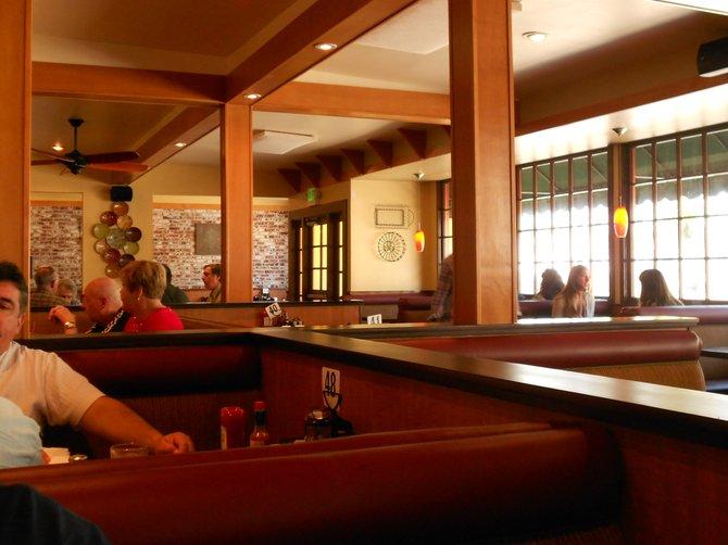 New Broken Yolk restaurant on Midway Dr.