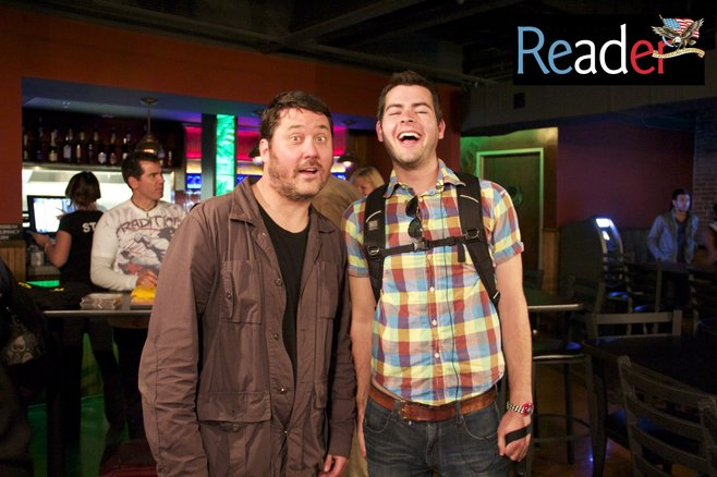 Doug Benson @American Comedy Co photo