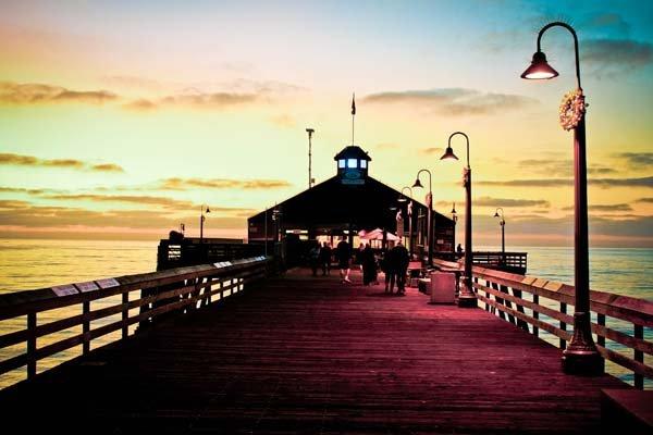 Dusk (Imperial Beach - San Diego, CA)