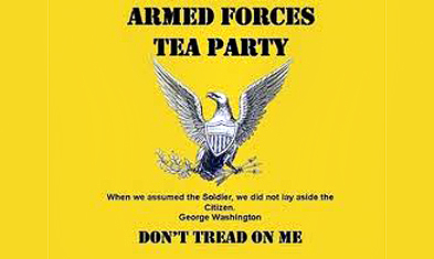 *From Armed Forces Tea Party Facebook Page*
