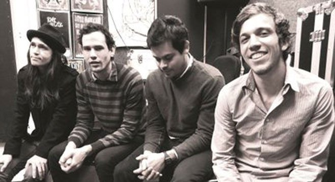 Hills Like Elephants revisit girl troubles on debut Endless Charade.