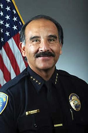 Chula Vista police chief David Bejarano, through his association with Veritas, was at first linked with Gaddafi smuggling plot.