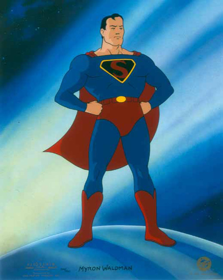 Superman Cartoons 1966 Superman Cartoon Shorts