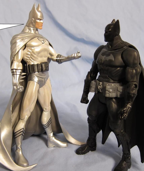 Reveals New Batman Costume for The Dark Knight of the Soul | San Diego Reader & Warner Bros. Reveals New Batman Costume for The Dark Knight of the ...