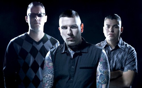 Psychobilly trio Tiger Army invades House of Blues Friday night.