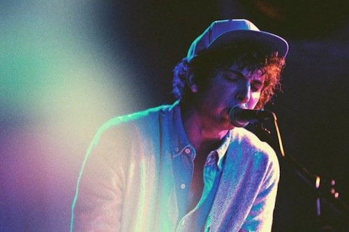 Piano-pop act Youth Lagoon will be at Porter's Pub Wednesday night.