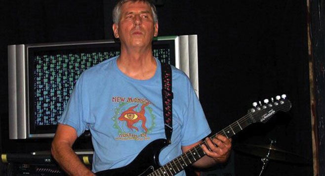 Soda Bar sets up the Black Flag founder Greg Ginn and the Royal We Thursday night.