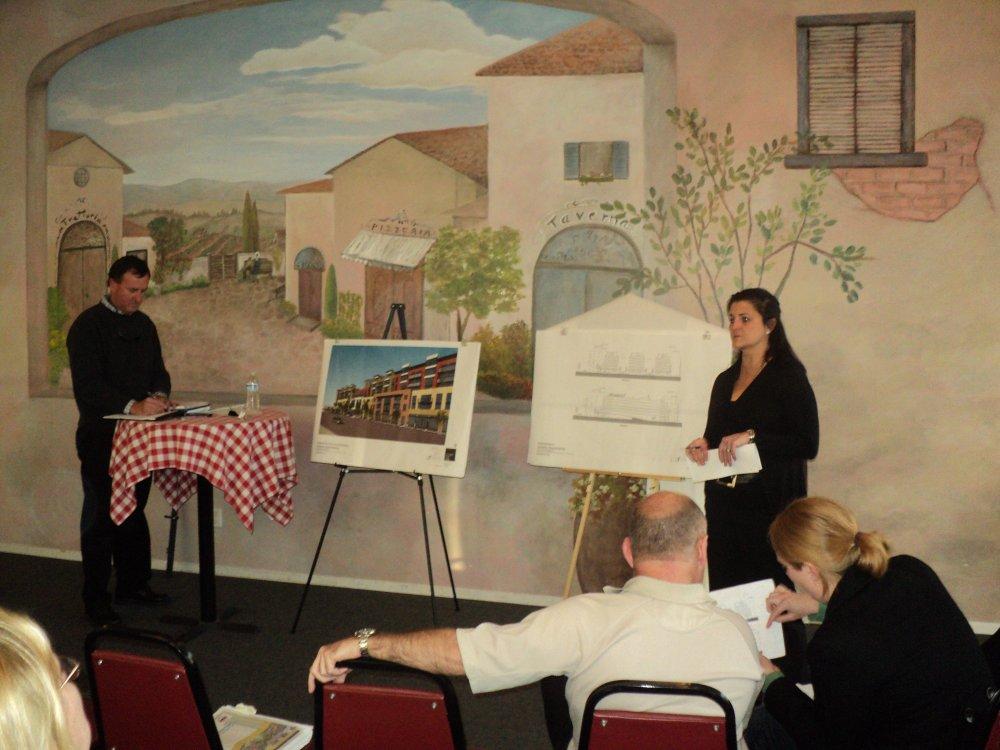 Marcela Escobar-Eck and Steve Power present Urbana project