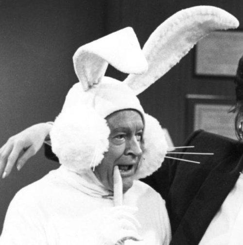 Bob 'Rabbit Stew' Hope.