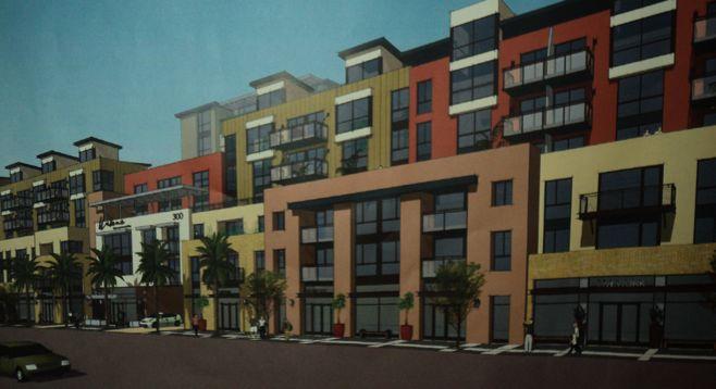 Chula vista considers west side apartment complex san - Apartment complexes san diego ...