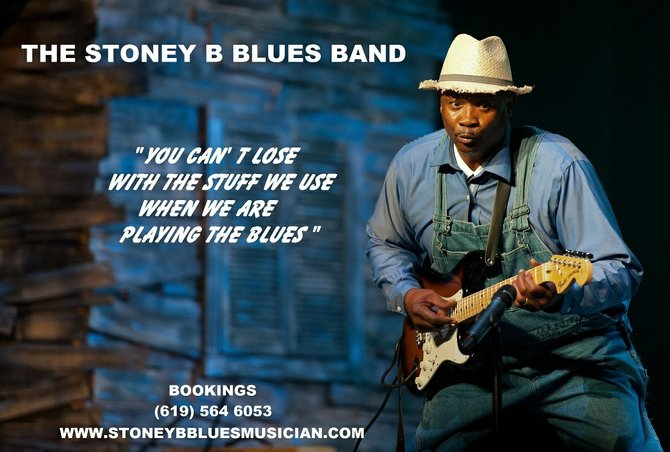 Entertaining Show from a Real Blues Man