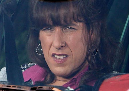 Why didn't they just hire Mayim Bialik to star as Jill?