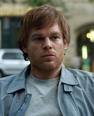 "Michael C. Hall finds ""Bliss."""