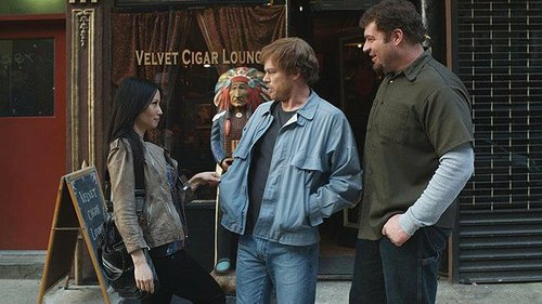 Lucy Liu, Michael C. Hall, and Brad William Henke.