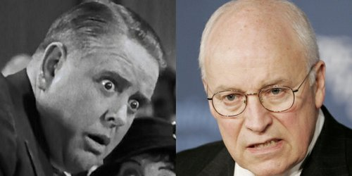 Dick Cheney as Bud Jamison.