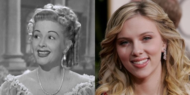 Scarlett Johansson as Christine McIntyre.