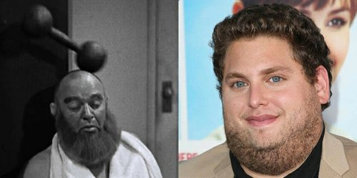 Jonah Hill as Ivan Bustoff.