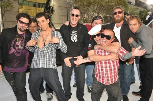 "The ""Jackass"" cast is always ready for mayhem."