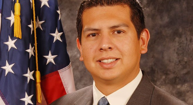 Councilman David Alvarez received the last conflict-of-interest advice letter from the Ethics Commission.