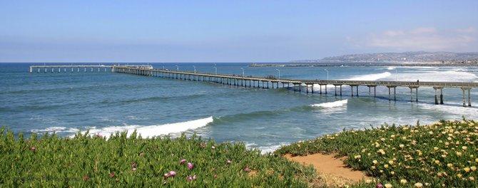 OB Pier          Ocean Beach