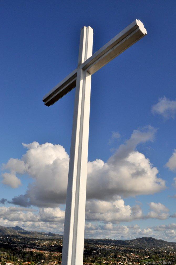 Battle Mountain Cross in Rancho Bernardo