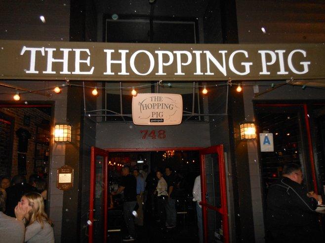 Hopping Pig photo