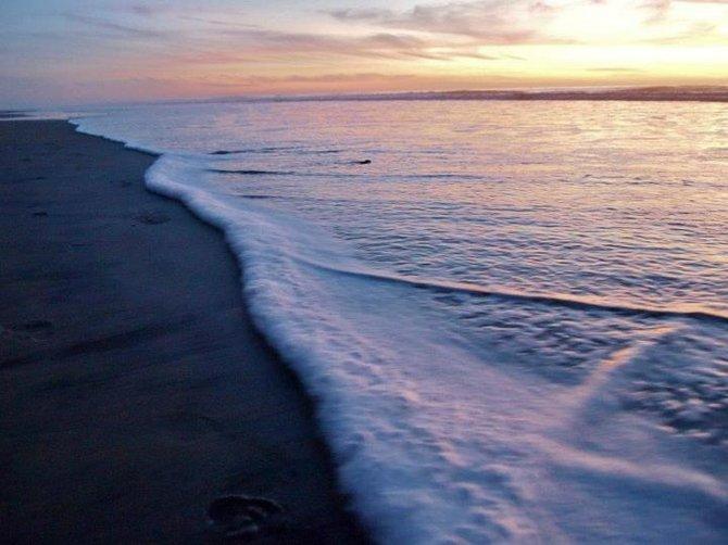 Moonlight Beach, Encinitas, CA