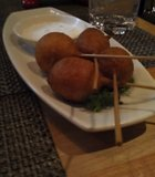 Lobster corndogs