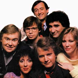 "Old reruns of ""SNL""?  Flatter than last's week beer.  Reruns of ""SCTV"" - that's comedy!"