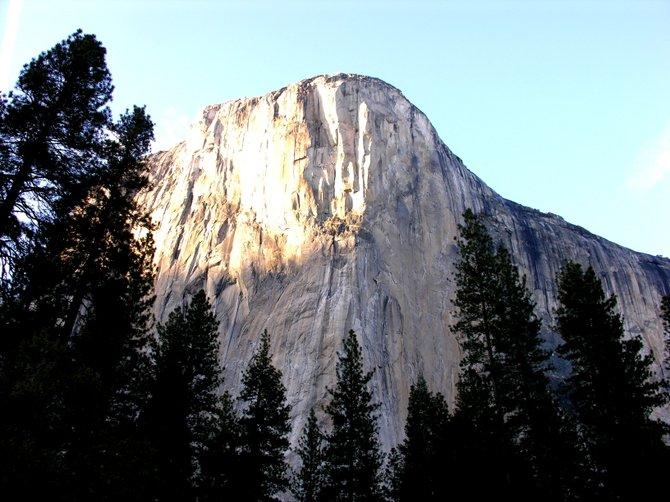 Yosemite, California.