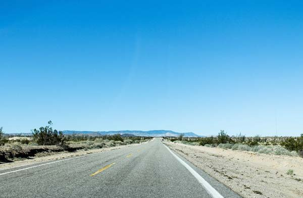 On the Road Again (Anza-Borrego Desert State Park)