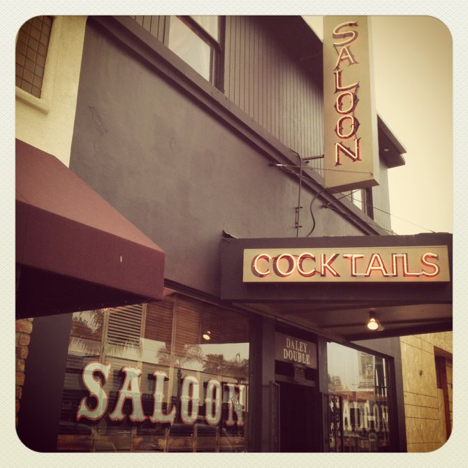 The Saloon Encinitas California