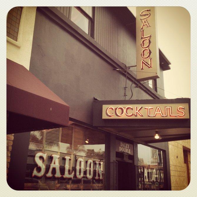 The Saloon Encinitas California