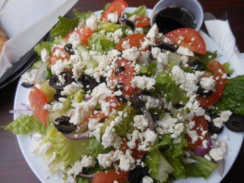 """Greca"" salad"