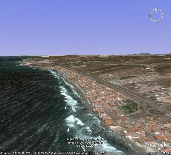 San Antonio Del Mar Tijuana DePlayas Baja, Mexico