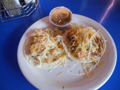 Cheryl's carnitas tacos