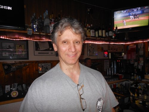 Joe, the owner