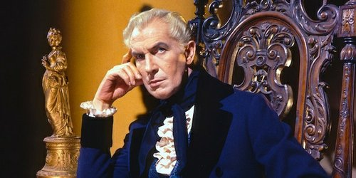 """Vincent Price stars in Roger Corman's """"The Pit and the Pendulum."""" The film screens for free at the San Diego Central Library Sunday afternoon at 2:00 pm."""