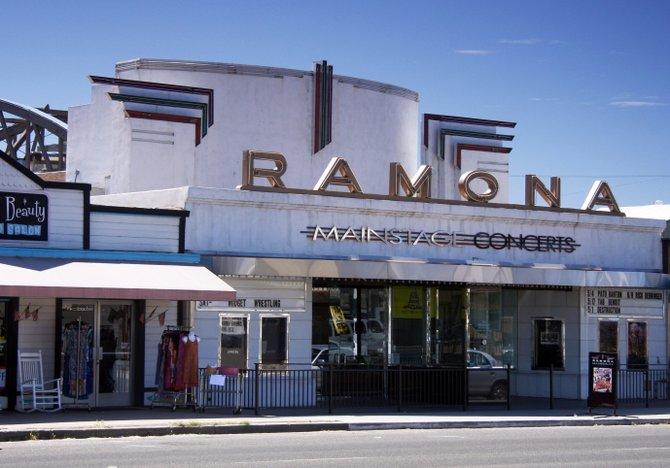Ramona Cinemas.  Classic