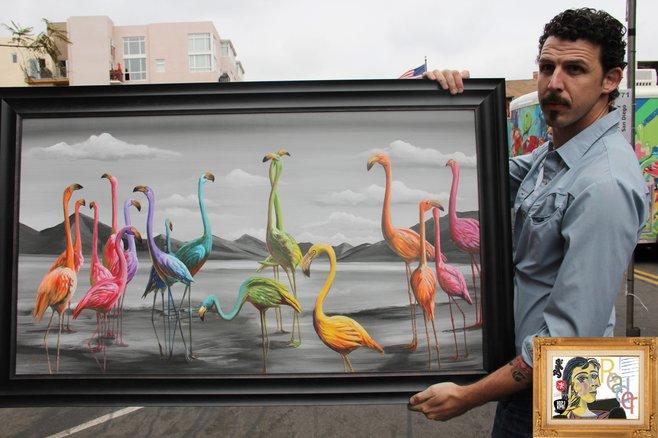 ArtWalk 2012 photo