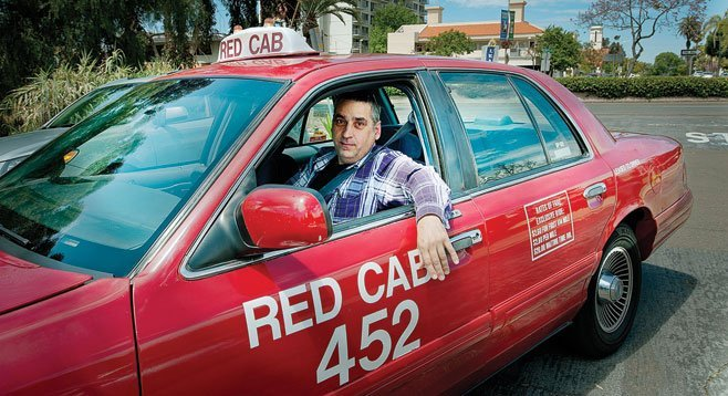 Cabdriver Joe Ciprian is tired of people skipping out on fares — and cops who do nothing about it.