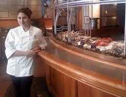 Chef Amanda Baumgarten (source: Water Grill)