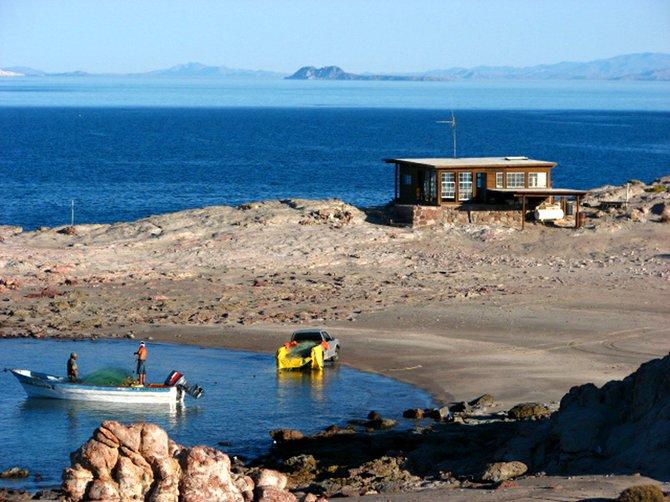 Puertecitos, Baja