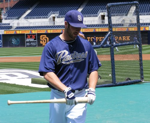 Padres pitcher Anthony Bass