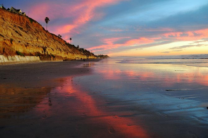 Grandview Beach, Leucadia