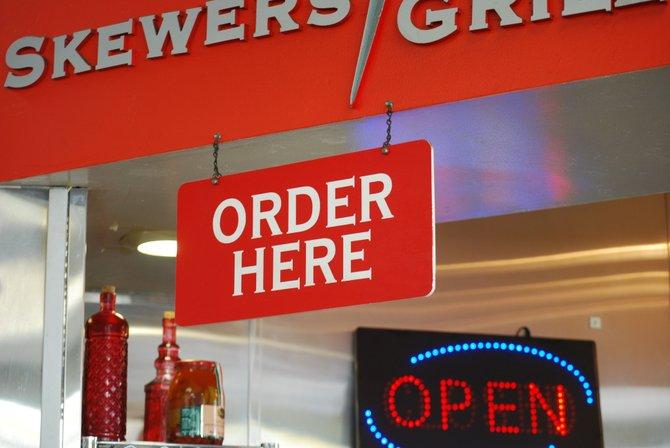 Skewers Grill