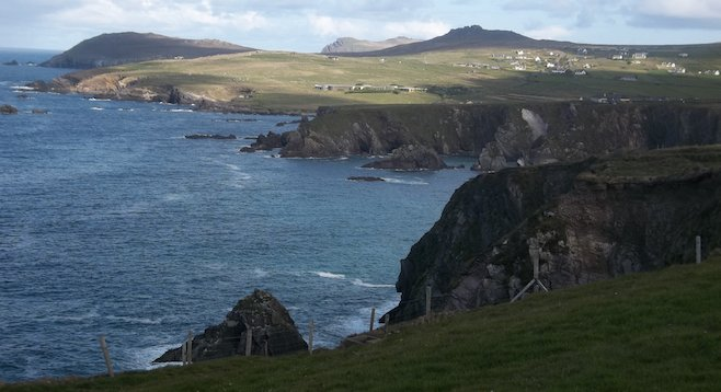 "Dingle, Ireland: ""most beautiful place in the world""?"