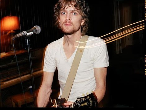 Raconteur Brendan Benson takes the stage at Casbah on Thursday night.